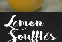 Lemon Soufles