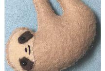 diy sloth