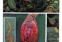 Abstract Comics