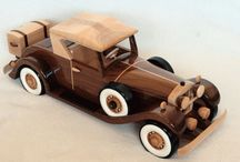 Amazing wooden models