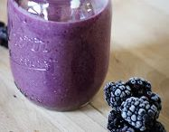 Smoothies / Recipes for delicious smoothies to get you started for the day or to carry you through the day