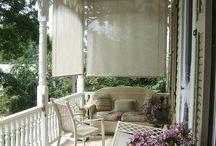 Porch shades