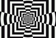 Optische Ilusies / inspiratie en informatie over optische Illusies