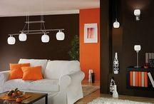 decoración de sala
