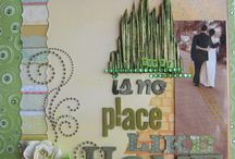 scrapbooking ideas / by Michelle Vitale