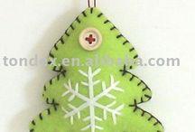 Ornaments / by Green Barn Yarn & Gifts