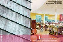 Espace en bibliothèque - Inspiration