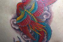 Inked / Tattoos I like