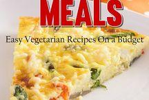 Vegetariese kosse