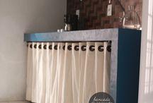 Bancada cozinha- Alentejo