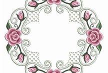 ミシン刺繍
