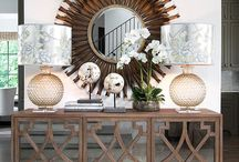 Entry / Console table