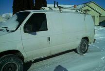 Used 2004 Ford E-250 and Econoline-250 for Sale ($7,995) at New Franken, WI / Make:  Ford, Model:  E-250 and Econoline-250, Year:  2004, Exterior Color: White, Interior Color: Black, Doors: Five Door, Vehicle Condition: Good, Mileage:146,000 mi,  Engine: 6 Cylinder, Transmission: Automatic, Fuel: Gasoline, Drivetrain: 2 wheel drive, Well Maintained, Regular oil changes.   Contact: 906-201-0727   Car Id (56745)