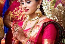 sarees/brides