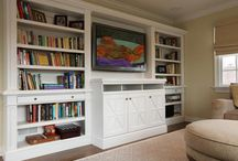 TV Room / by Paula Baker