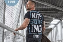 KITESURFING / T-shirts, hoodies and long sleeve tee for kitesurfing lovers! http://teespring.com/stores/extsports