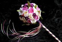 Wedding - Flower Girl Wand