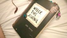 Wreck it Journal ideas / Wreck It Journal