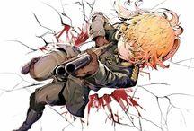 Anime / Manga