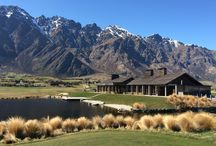 Spectacular New Zealand / The golf courses of New Zealand