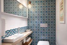 плитка ванна
