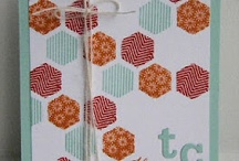 {PTI} Happy Hexagons / by Judy Stiles