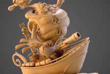 Outstanding | Digital | Sculpt