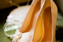 Beautiful bridal shoes