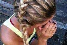 Summer hairslyles