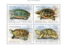 New Stamps issues | No.338 / TOGO 15 11 2013 - Code: TG13701a-TG13712b