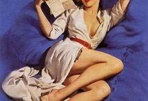 Vintage Beauties  / by Frank Tavakoli