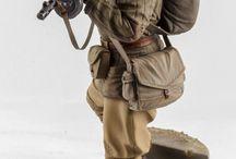 Soldier models