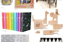 GIFT GUIDE | FOR THE KIDS / by Pulp Design Studios