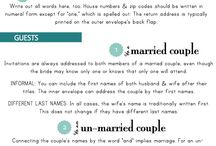 Wedding Etiquette / by Victoria Banquets