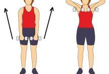 Esercizi per la grasa per La schiena