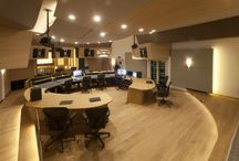 Recording studio,Production studio