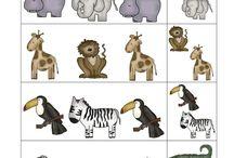 Pre-K ~ Animals / Zoo