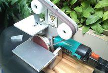 sanding belt/linisher