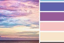 Colours match
