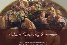 Odion Catering Services / Odion Catering Services, offers catering services in Johannesburg. No matter what your catering needs might be, Odion Catering is here to help. We can work with you to decide what kinds of food items are appropriate for your event, and what kind of options are available within your budget.   Odion Catering Services, offers catering services with a focus on Nigerian Cuisine we cater for all events: Wedding Ceremony,Thanksgiving ceremony,Naming Ceremony,Any Celebration events,Church events etc..