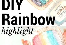 Regenbogen-highlighter
