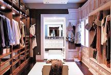 Master closet/bath