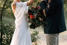 Позы для свадебных фотографий