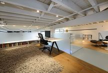 Greenwich Street Penthouse Loft / Interior design and architecture