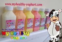 My Healthy Yoghurt / My healthy yoghurt