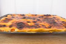 Pizza / by Debra Thommen Reynolds