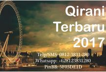 Qirani Terbaru 2017 / Qirani Terbaru 2017  Telp/SMS: 0812-3831-280 Whatsapp: +628123831280 PinBB: 5F03DE1D