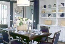 Delicious Dining Rooms / by Vanessa Barbic