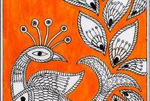 Madhubani design ideas