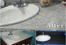 Bathroom / Bathroom ideas, colors, designs / by Jeri Wigdahl